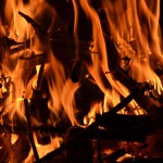 Tödliche Gefahr Osterfeuer