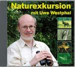 Cover der CD 'Naturexkursion mit Uwe Westphal'