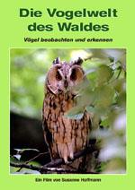 Cover der DVD 'Die Vogelwelt des Waldes'
